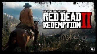 Red Dead Redemption 2 Segundo trailer oficial