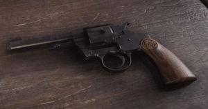 雙動式左輪手槍