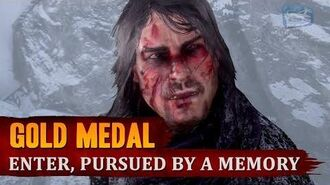 Red Dead Redemption 2 - Mission -2 - Enter, Pursued by a Memory -Gold Medal-