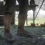 傳奇駝鹿皮莫卡辛鞋