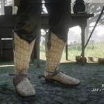 傳奇鱷魚皮獵鳥靴