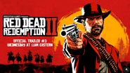 Red Dead Redemption 2 imagem promocional trailer 3