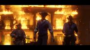 Mansão incendio segundo trailer