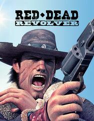 Red Dead Revolver Coverart
