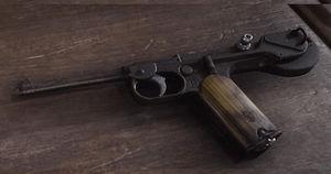 半自動手槍