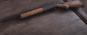 半自動霰彈槍