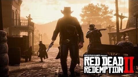 Red Dead Redemption 2 Official Gameplay Video-1