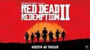 Trailer de Red Dead Redemption 2