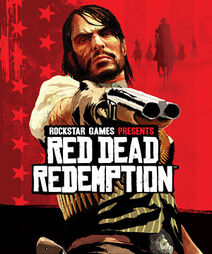 Red Dead Redemption Capa