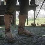 雙色莫卡辛鞋