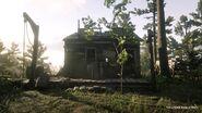 Verlassener Handelsposten Roanoke Ridge 2