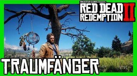 Red Dead Redemption 2 Alle 20 Traumfänger Fundorte, Sammlerstücke, 100% Abschluss