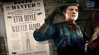 Red Dead Online Legendary Bounty 8 - Etta Doyle (5-Star Difficulty - Solo)