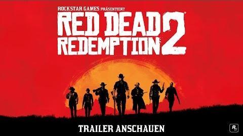 Red Dead Redemption 2-Trailer