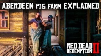 Aberdeen Pig Farm Explained (Red Dead Redemption 2)