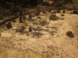 Coot's Chapel Friedhof