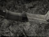Verbessertes Wurfmesser