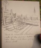 Bolger Glade Zeichnung Arthur