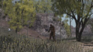 Der Bigfoot in Red Dead Redemption