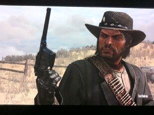 Waffe in RDR