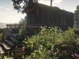 Madame Mozelle's House