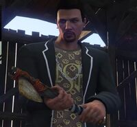 GTA Online-Kriegsbeil