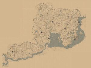 Ställe Karte RDR2