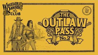 Red Dead Online The Outlaw Pass No. 2