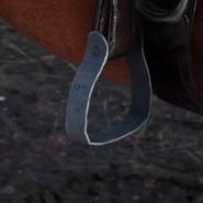 Schlanker-Eisensteigbügel