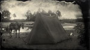 Camp in RDR2