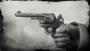 Micah's Revolver Profil