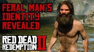 Wolf Man's Identity Revealed (Red Dead Redemption 2)