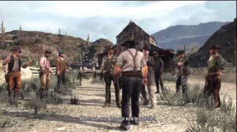 Red Dead Redemption Walkthrough German HD Du sollst nicht falsch aussagen,außer für Profit 2 2