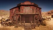 Tumbleweed Saloon (1907)