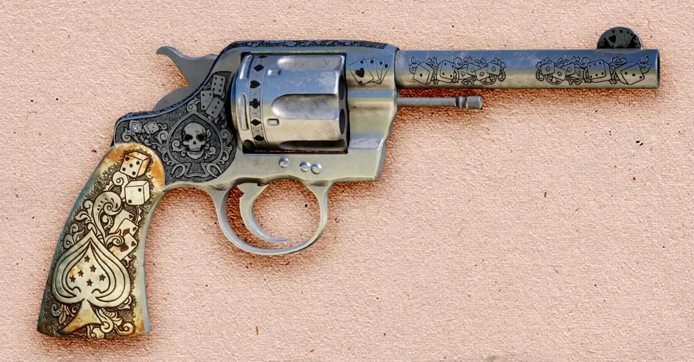 Rdr2 Waffen