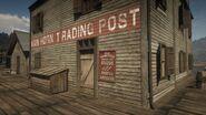 Hehler von Van Horn Trading Post