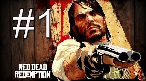 Let´s Play Red Dead Redemption Part 1 Deutsch HD