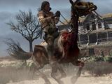 Untotes Pferd