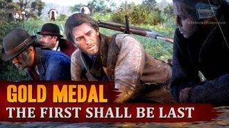 Red Dead Redemption 2 - Mission 17 - The First Shall be Last Gold Medal