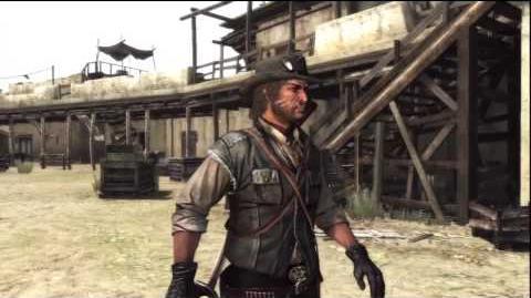 Red Dead Redemption Walkthrough (Blind) German HD Überfall auf Fort Mercer 2 2