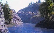 Blackwater River Quelle
