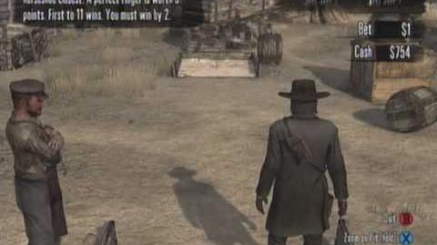 What About Hand Grenades? - Red Dead Redemption Achievement Trophy Guide