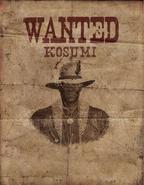Steckbrief von Kosumi