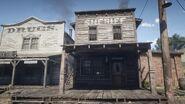 Sheriffbüro von Valentine