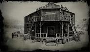 Tumbleweed Saloon (Pausenmenü)