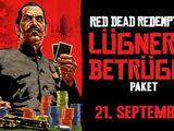 Lügner und Betrüger DLC