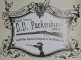 D.D. Packenbush