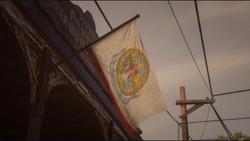 Lemoyne Flagge