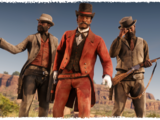 Outfits in Red Dead Online