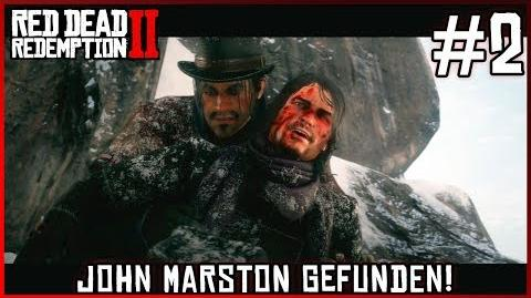 Red Dead Redemption 2 🌵 John Marston gefunden! Gameplay 2 Let´s Play Deutsch PS4 Pro